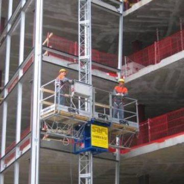 Safi – Produzione di ponteggi, montacarichi, ascensori